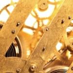 Clock mechanism — Stock Photo #56976061