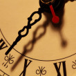 Old clock face — Stock Photo #57375369