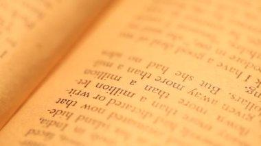 Bibel — Stockvideo