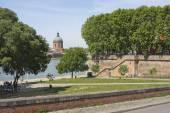 Paisaje urbano de Toulouse — Foto de Stock