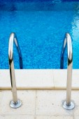 Element of the pool — Stock Photo