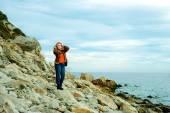 Deniz kızı — Stok fotoğraf