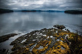 Ketchikan Alaska Coastline — Stock Photo