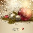 Christmas background — Stock Vector #52096145