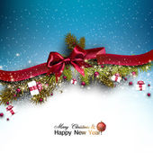 Christmas background — Stock vektor