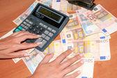 Pengar från olika länder — Stockfoto