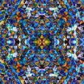 Abstrakt bunt muster — Stockvektor