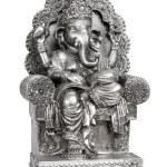 Figurine of Hindu god Ganesha — Stock Photo #66672919