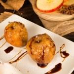 Apple dessert — Stock Photo #52756791