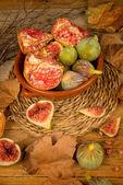 Autumn produce — Stock Photo