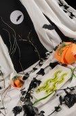 Postre de halloween — Foto de Stock