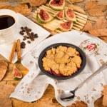 Crumble pie — Stock Photo #54765899