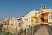 Orihuela old town — Foto Stock