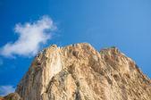 Limestone mountain — Stock Photo