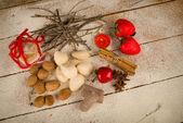 Dulces tradicionales de Navidad Español — Foto de Stock