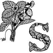 草莓 — 图库矢量图片