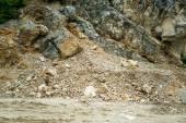 Landslides — Stock Photo