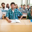 Students studying — Stock Photo #52700009