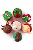Vánoční košíčky — Stock fotografie