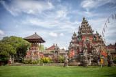 Royal temple at bail — Stock Photo