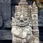 Sculpture in temple Bali, Indonesia — Stock Photo #70148877