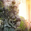 Balinese stone sculpture art and culture — Stock Photo #70148879