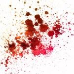 Blood splatter — Stock Photo #61049435