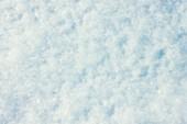 新雪纹理 — 图库照片