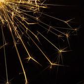 Sparkler close-up — Stockfoto