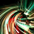 Cool abstract glowing lines — Stock Photo #68253153