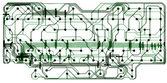 Circuit board closeup — 图库照片