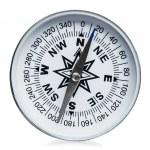 Tourist compass — Stock Photo #60406483