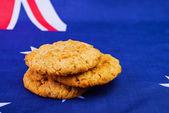 Anzac sušenky — Stock fotografie