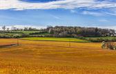 Landscape in the Perche Region of France — Stock Photo