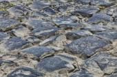 Cobbled Road - Detail — Stock Photo