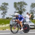 The Cyclist Pierrick Fedrigo — Stock Photo #54529297