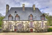 Chancellery in Garden of Chenonceau Castle — Stock Photo