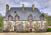 Chancellery in Garden of Chenonceau Castle — ストック写真