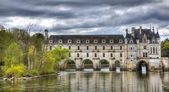 Chenonceau Castle — Stock Photo