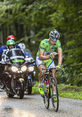 Green Jersey - Peter Sagan — Stock Photo