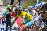 The Yellow Jersey - Vincenzo Nibali — Stock Photo