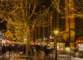 Christmas Market in Colmar — Stock Photo