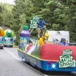 Teisseire Vehicle During Le Tour de France 2014 — Stock Photo #57522723