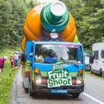 Teisseire Vehicle During Le Tour de France 2014 — Stock Photo #58063997