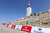 Mont Ventoux — Stock Photo