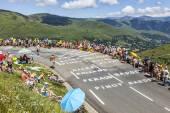 Road of Le Tour de France — Stock Photo