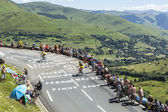 Road of Le Tour de France — Stock Photo