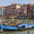 Grand Canal in Venice — Stock Photo #63650711