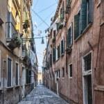 Narrow street in Venice — Stock Photo #64308367