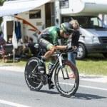 The Cyclist Bryan Coquard — Stock Photo #67608717